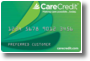 picture of a Care Credit credit card
